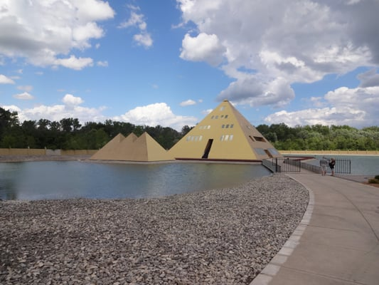 golden pyramid wadsworth il official site