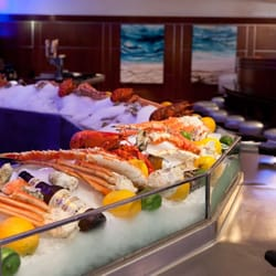 The Oceanaire Seafood Room Menu Baltimore Md