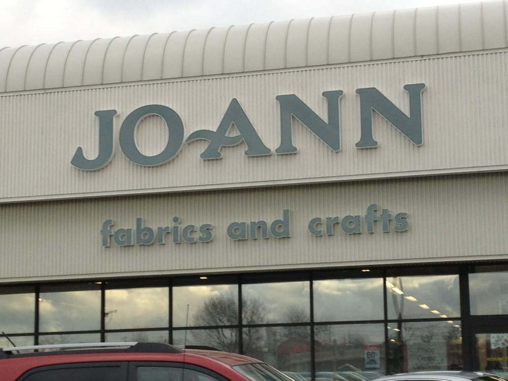 Jo ann fabric and crafts fabric stores amherst ny for Joann craft store near me
