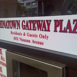 chinatown gateway plaza parkplatz parkhaus downtown honolulu hi vereinigte staaten. Black Bedroom Furniture Sets. Home Design Ideas