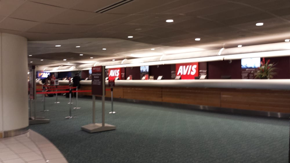 Avis car rental lax airport reviews