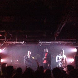 Young Fathers. 13.02.2014.