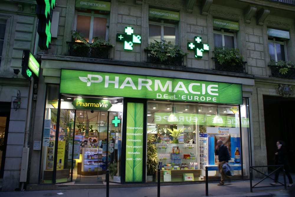 pharmacie homeopathique de l europe pharmacy 8 me paris france reviews photos yelp. Black Bedroom Furniture Sets. Home Design Ideas