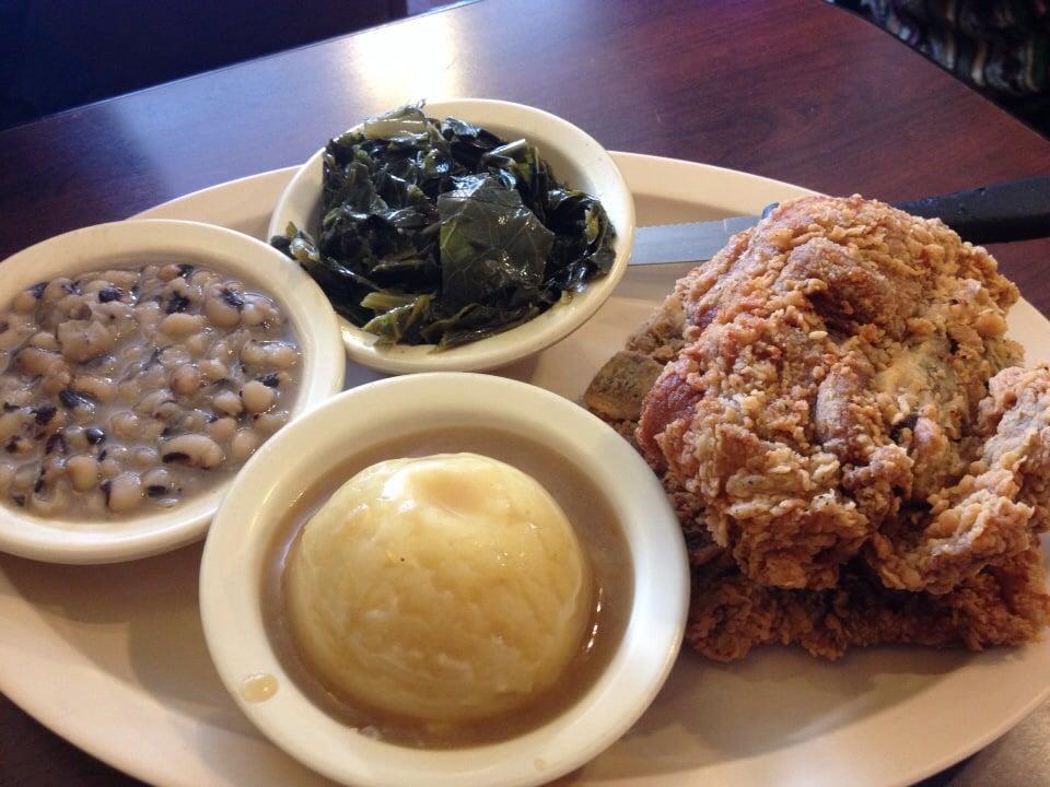 Pork Chops And Gravy Pork Chops Black Eyed