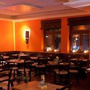 Hinterer Restaurantbereich