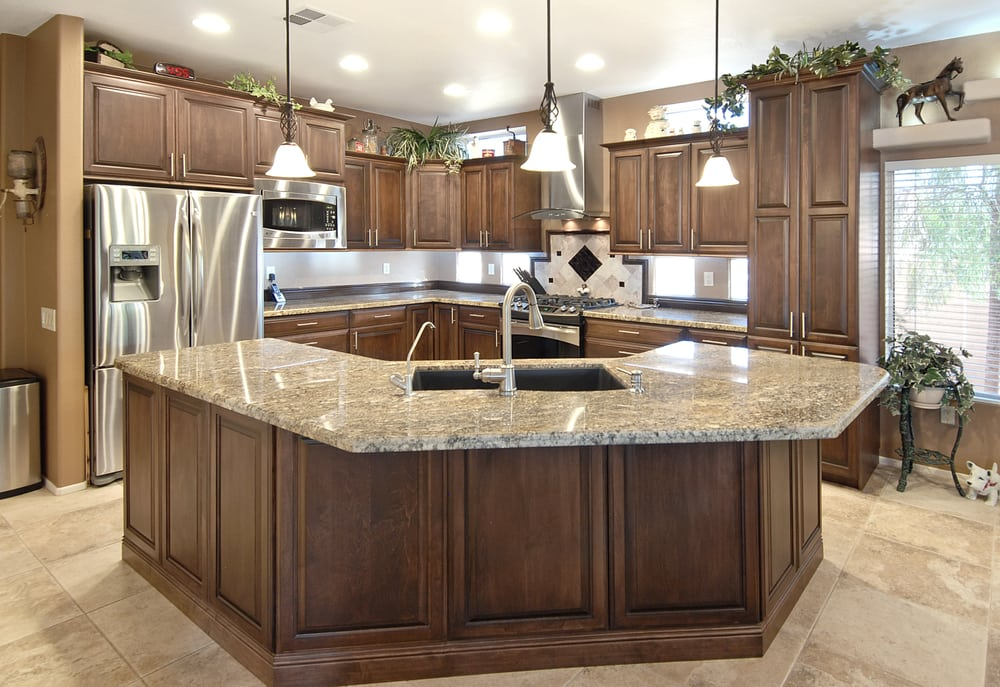 Full kitchen design and cabinets by steve 39 s shelves yelp for Kitchen design yelp