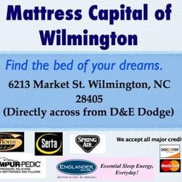 The Mattress Capital Mattresses 2804 S College Rd
