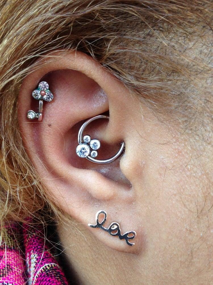 Daith Piercing By Guest Piercer Ashley Misako Yelp