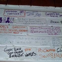Cyndi's Snowline Lodge - Dunlap, CA, États-Unis. Ben & Lindsay Shaw