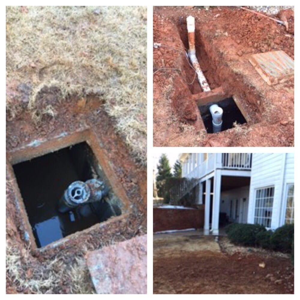 Septic Tank Cleanout Action Septic Tank Service
