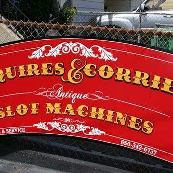 Corry slot