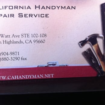 how to become a handyman in california