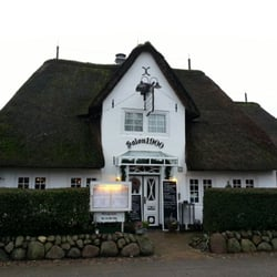 Salon 1900, Sylt-Ost, Schleswig-Holstein, Germany