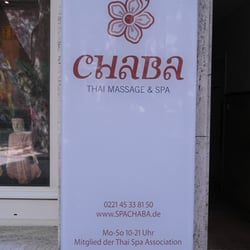 Chaba Thai Massage & Spa in Köln