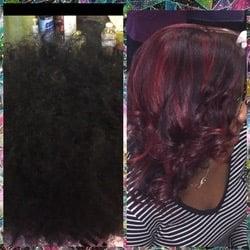 Ninsi s beauty salon dominican style 34 photos blow for 757 dominican salon