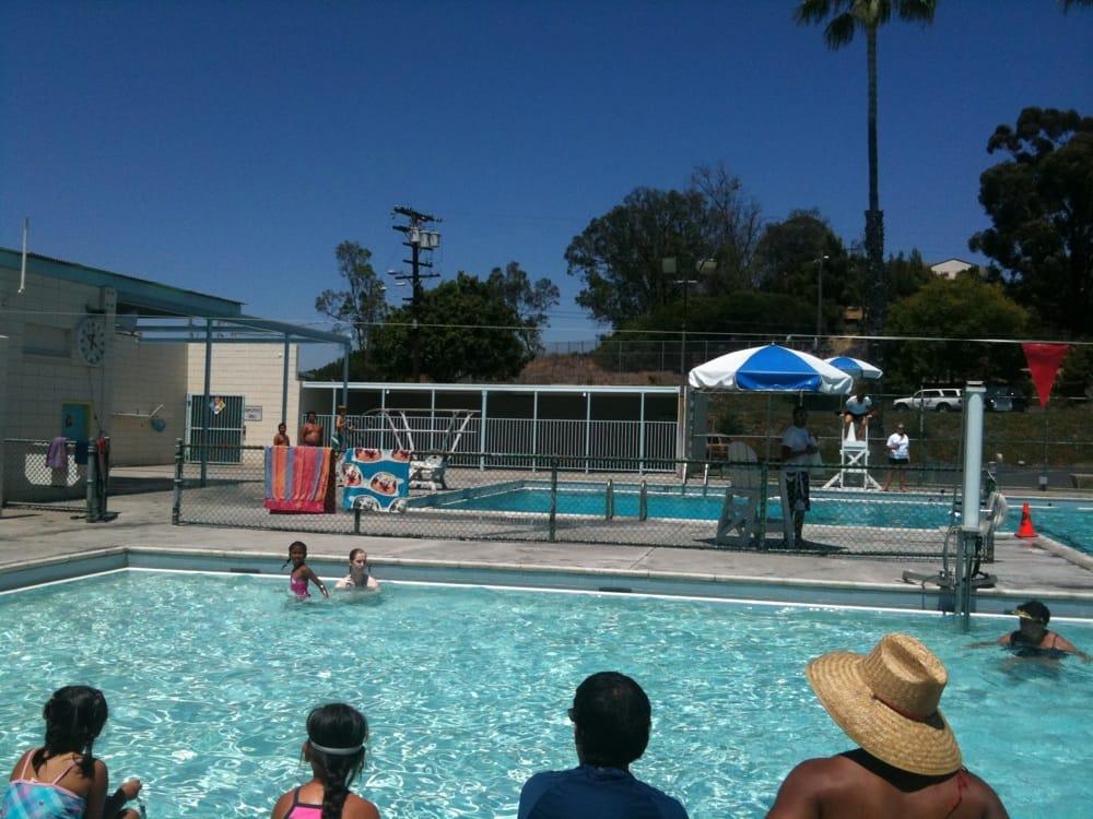 La Mesa Municipal Pool Swimming Pools La Mesa La