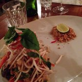 Pad Thai - disappointing portion size