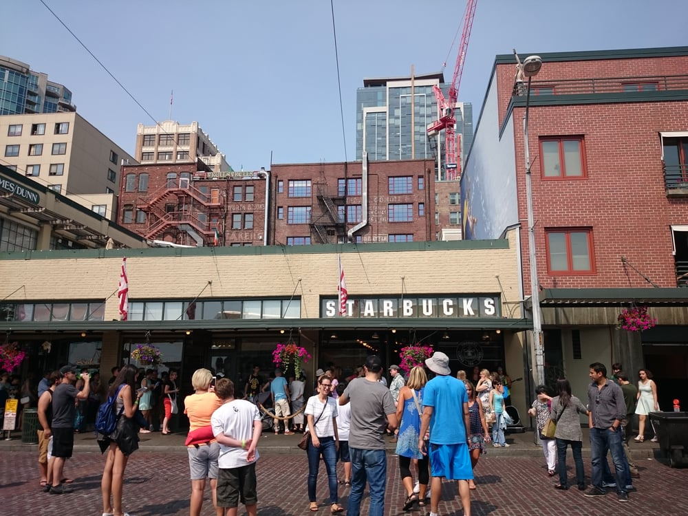 Stores downtown