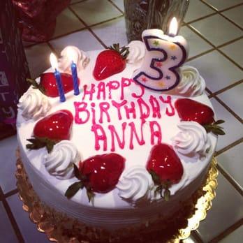 Cheap Birthday Cakes Los Angeles
