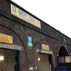 Test Centre, London