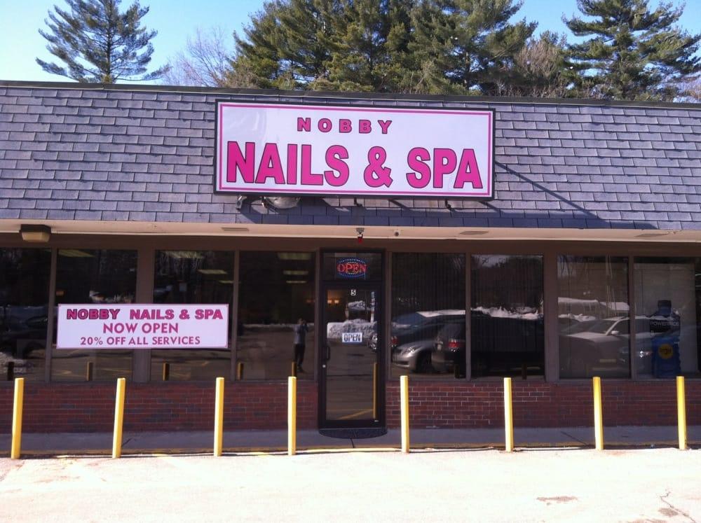 Nobby nail spa grand opening nail spa town of - Burlington nail salons ...