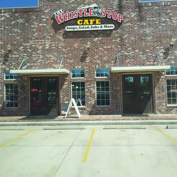 The Whistle Stop Cafe Conroe Tx