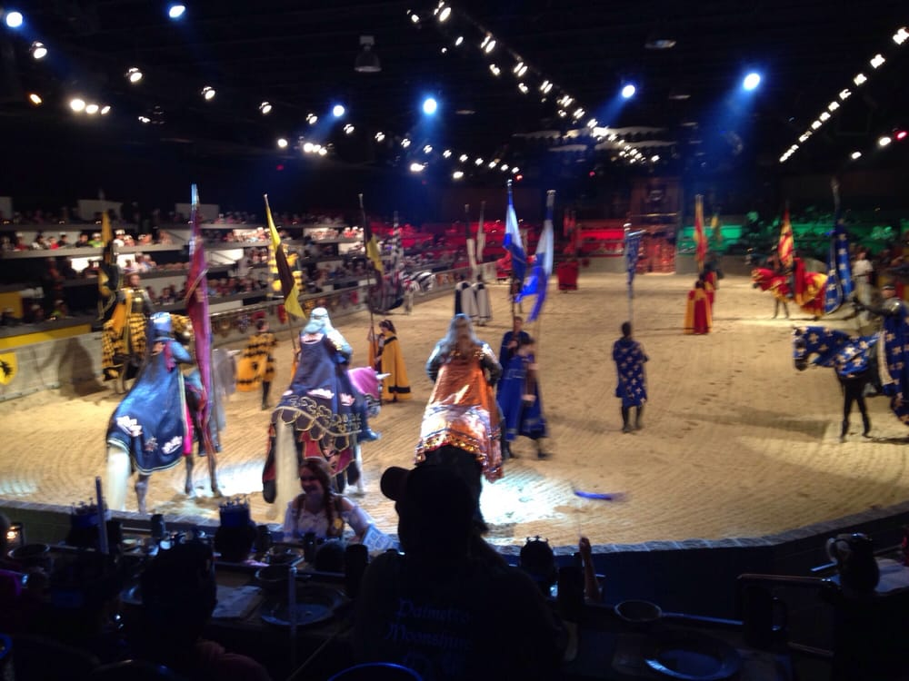Medieval Times Dinner And Tournament Myrtle Beach