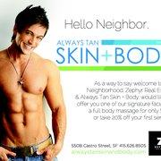 Blu Morris Aesthetician - Welcome to our neighborhood - San Francisco, CA, Vereinigte Staaten