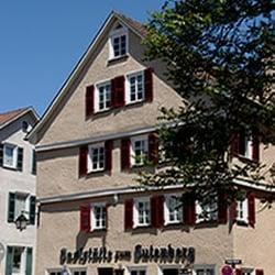 Zum Gutenberg, Tübingen, Baden-Württemberg