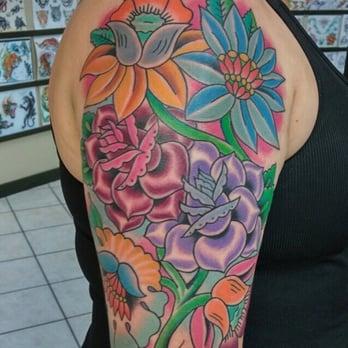 Electra art tattoo studio 11 photos tattoo corpus for Tattoo corpus christi