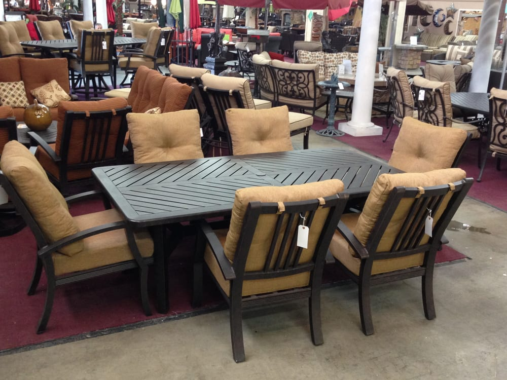 Patio furniture plus furniture stores ontario ca yelp for Furniture ontario ca
