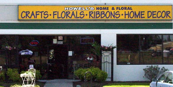 Howell S Home Floral Home Decor Northeast Portland