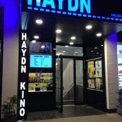 Haydn English Cinema