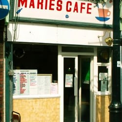 Marie's Cafe, London