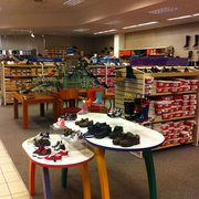 NEX Navy Exchange - CT, Catania, Italy. Shoes