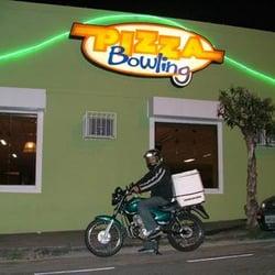 Frente Pizza bowling (Foto: Divulgação)