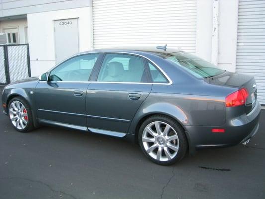 Audi rs4 yelp for Green light motors fremont