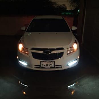 job well done by jlc lighting bottom fog lights my chevy cruze
