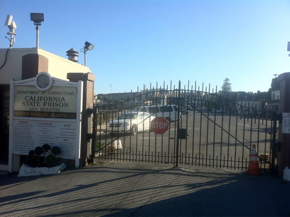 Quentin state prison