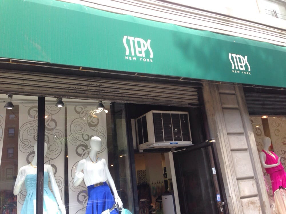 Cheap online clothing stores Steps new york clothing store