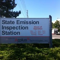 Washington state vehicle emission inspection station for Washington state motor vehicle emission inspection station
