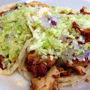 backyard taco mesa az united states chicken tacos