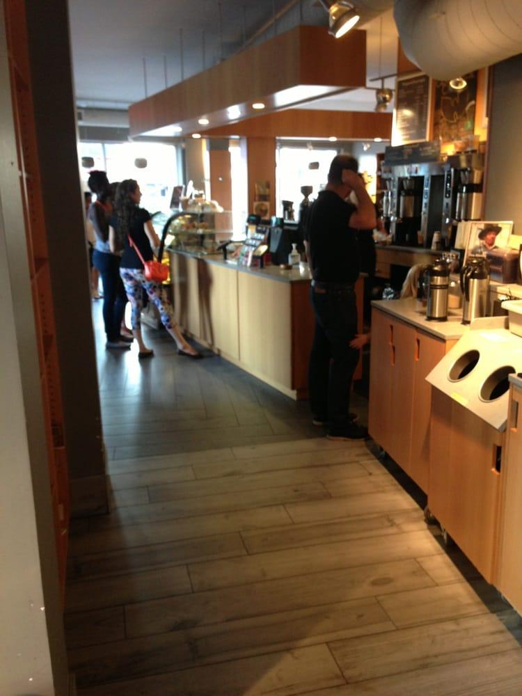 Bridgehead Coffee Shop Ottawa