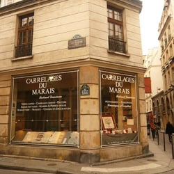 Carrelages du Marais - Paris, France