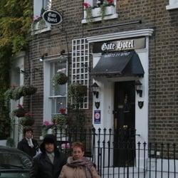 Gate Hotel, London