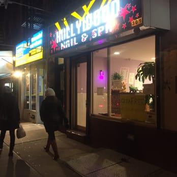 Hollywood Nail Spa New York Ny