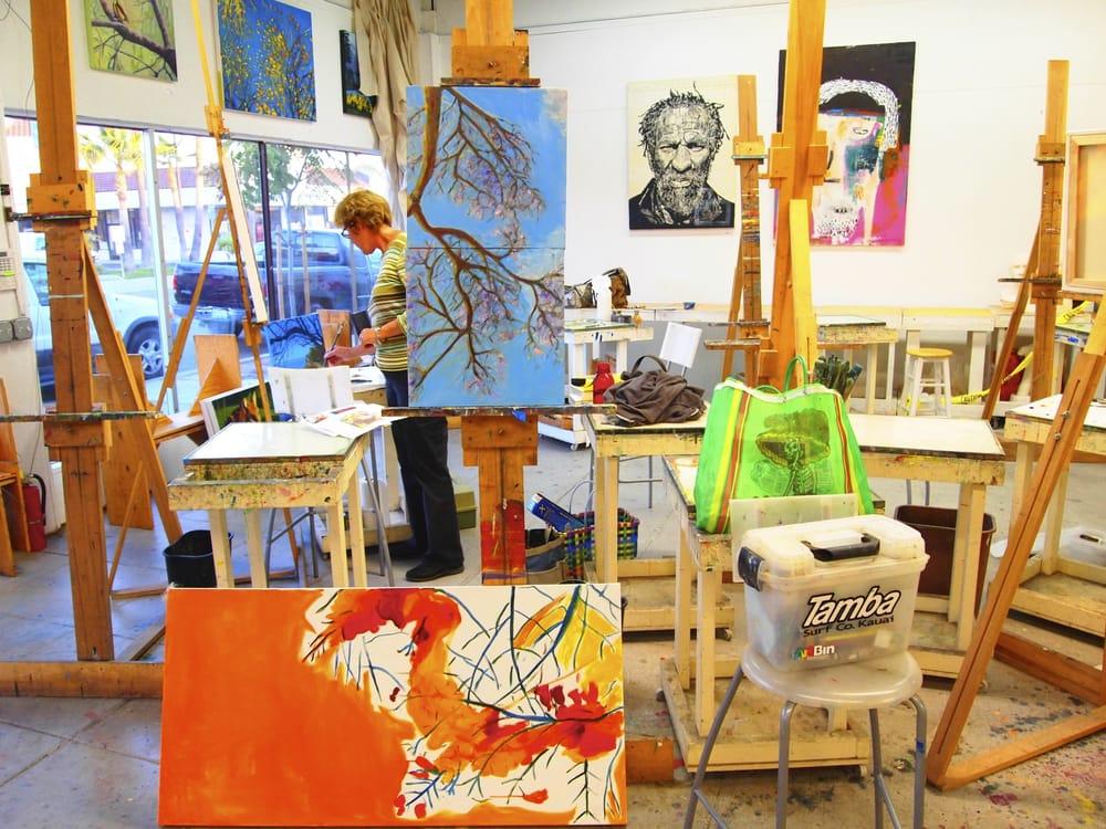 Art academy of san diego art schools north park san for Craft schools in usa