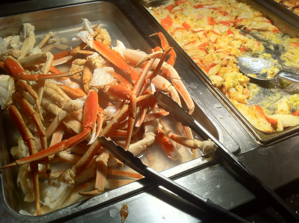 Hokkaido seafood buffet seafood restaurants yelp for Fish restaurants near me