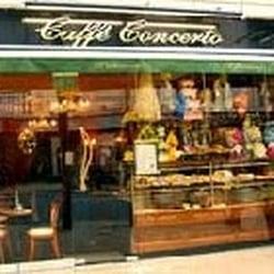 Caffe Concerto, London
