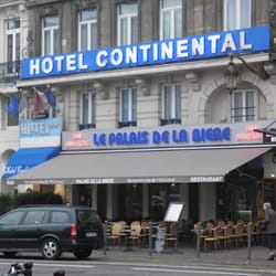 H tel continental lille france for Continental centre hotel